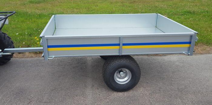 YFM10072 Trädgårdsvagn