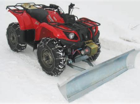 yfm20065 snöblad till atv