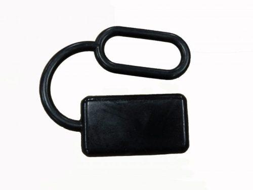 YFM10028 Dammskydd för elkontakt svart