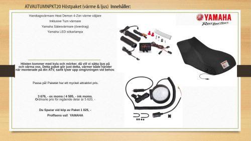 ATVAUTUMNPKT20 Höstpaket (värme & ljus)