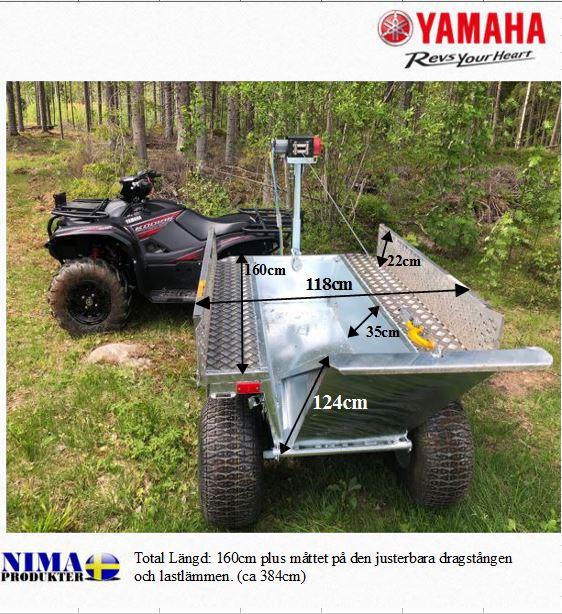 YFM30058 Kombi/viltvagn_Totala-mått