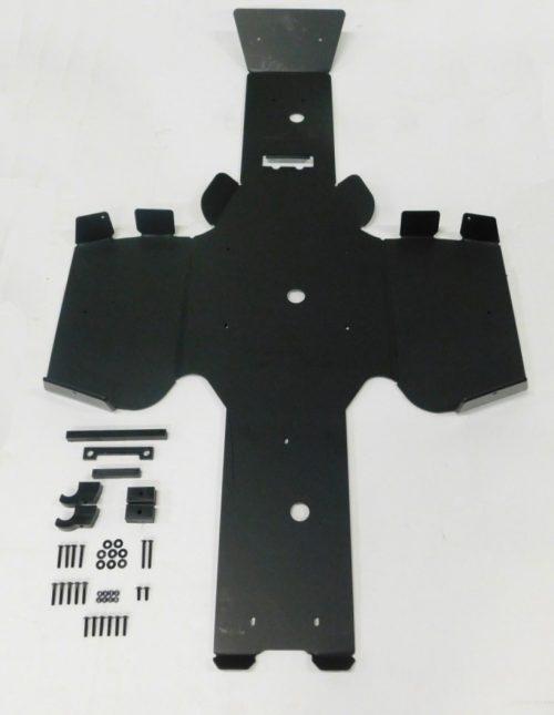 YFM11451808 Hasplåt 8 mm 450 18->